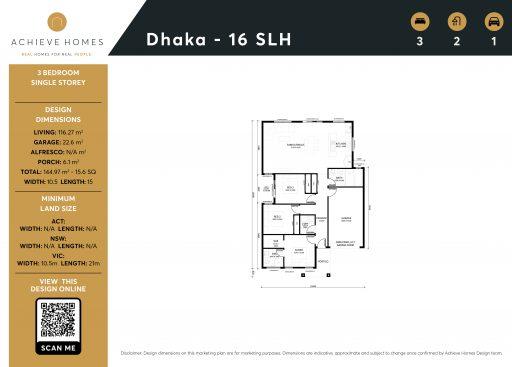 Dhaka 16 SLH