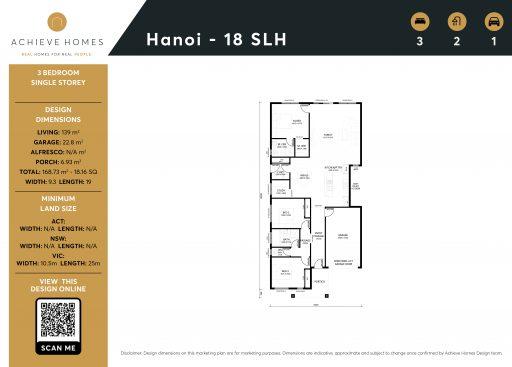 Hanoi 18 SLH