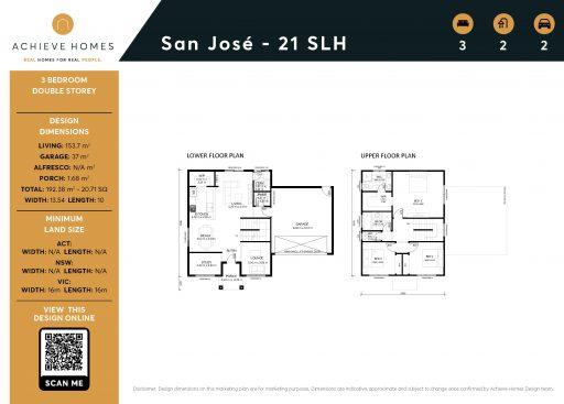 San Jose 20 SLH