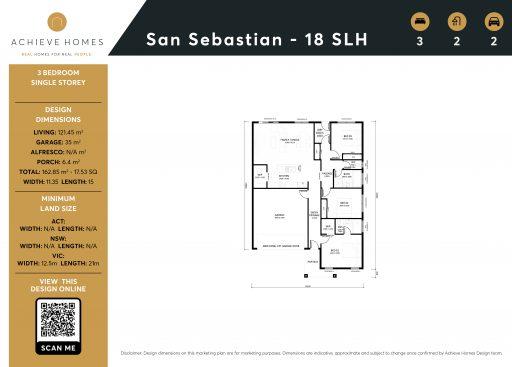San Sebastian 17 SLH