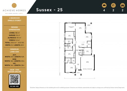Sussex 25